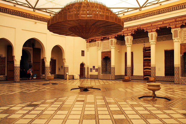 Dar Si Said Museum of Moroccan Arts and Crafts