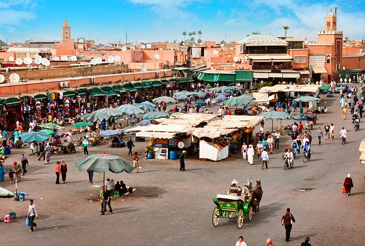 15 Top-Rated Tourist Attractions in Marrakesh  2edc6285631