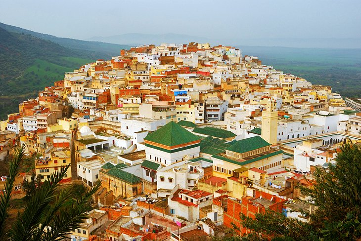 8 TopRated Tourist Attractions in Meknes – Morocco Tourist Map