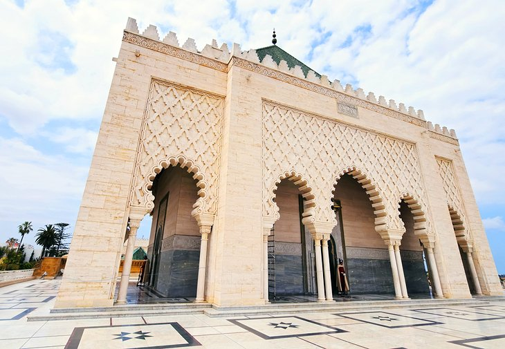 12 TopRated Tourist Attractions in Rabat – Morocco Tourist Attractions Map