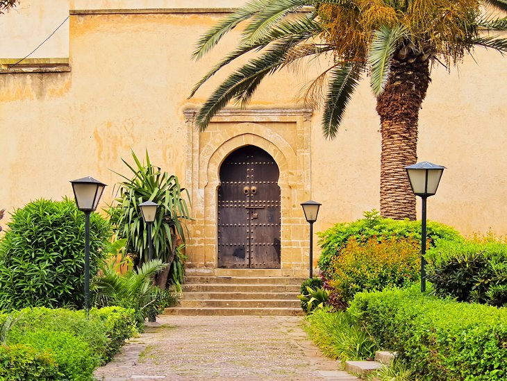 Oudaias Museum and the Andalusian Gardens