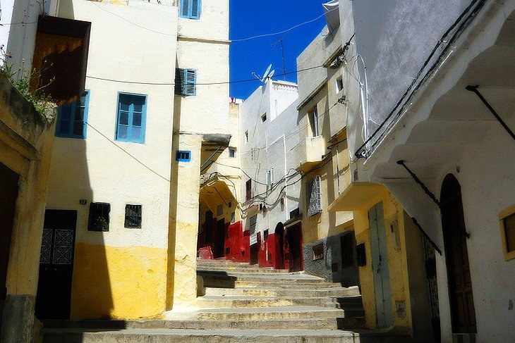 11 TopRated Tourist Attractions in Tangier – Morocco Tourist Attractions Map