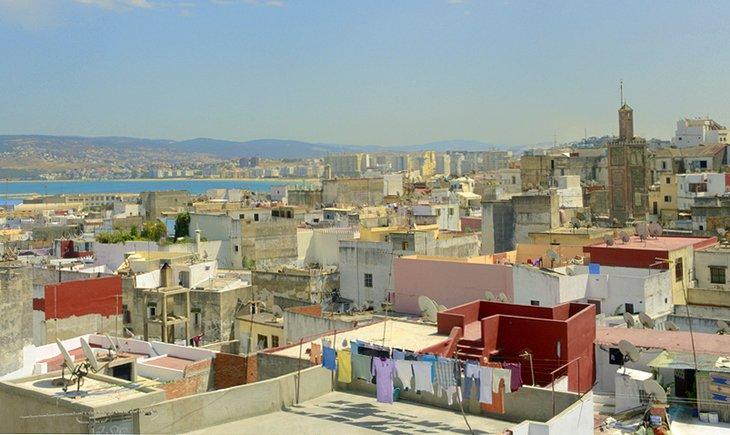 شهر طنجه مراکش