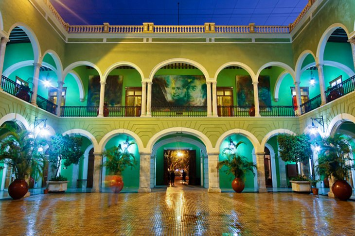 10 Top Tourist Attractions in Merida and Easy Day Trips – Mexican Tourist Attractions Map