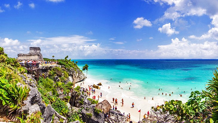 The Fortified City of Tulum