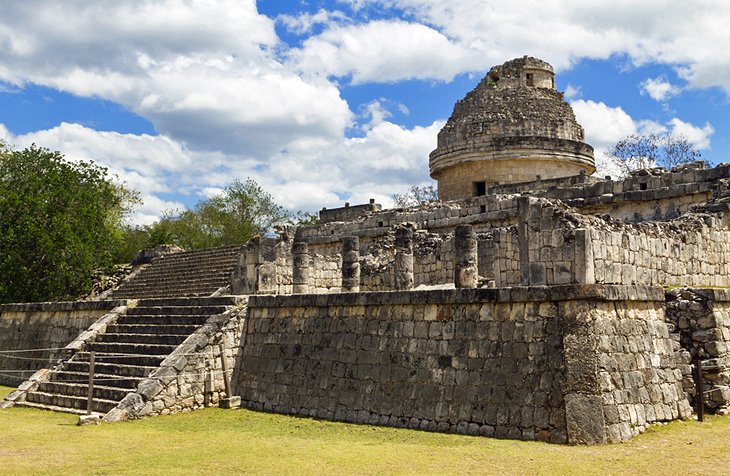 Caracol: The Observatory