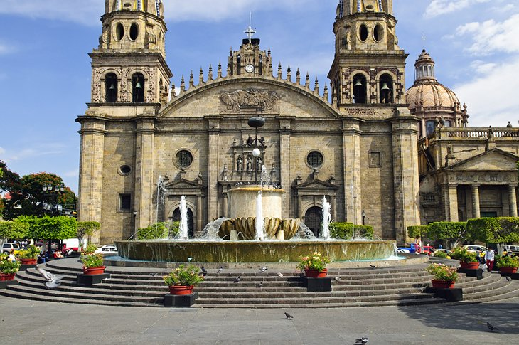 10 top tourist attractions in guadalajara easy day trips guadalajara cathedral sciox Gallery