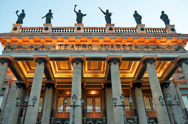 Top 5 Attractions of Guanajuato, Mexico | Suyash Chopra |Guanajuato Historical Places