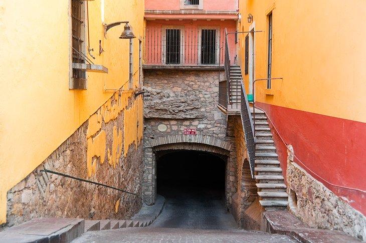 Going Underground: Exploring Guanajuato's Tunnels