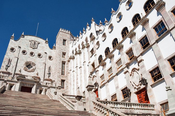 The University of Guanajuato