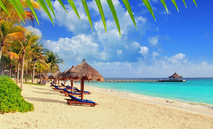 12 TopRated Places to Visit in Mexico – Cancun Tourist Attractions Map
