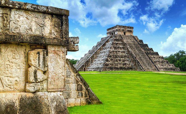 12 top rated places to visit in mexico planetware chichn itz the mayan metropolis sciox Gallery