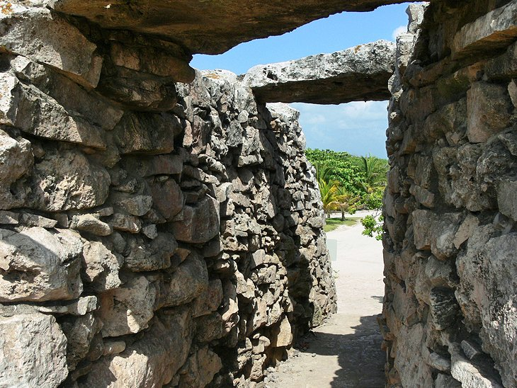 The Walls of Tulum