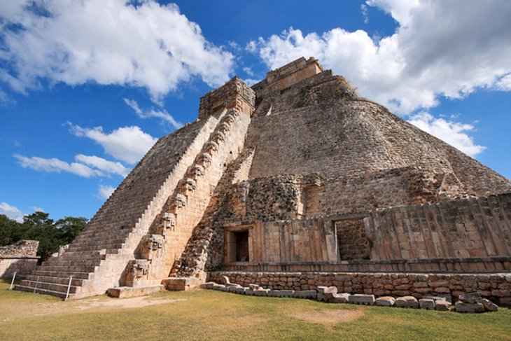 The Ancient Ruins of Uxmal