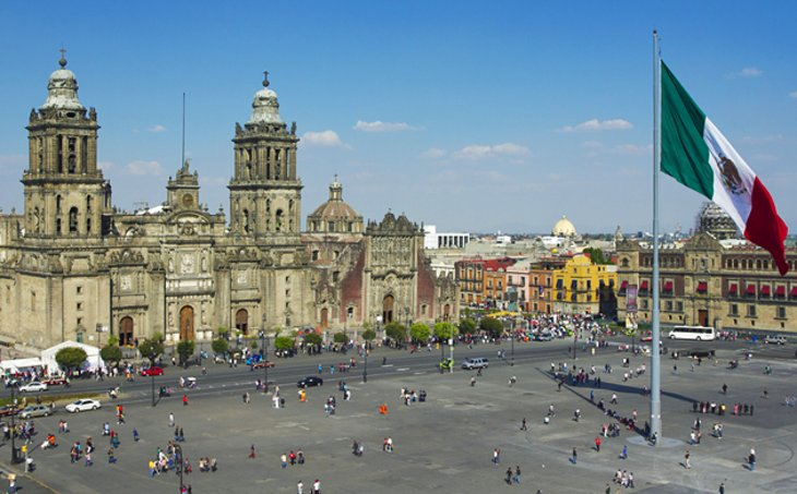 Zócalo: The Birthplace of the Constitution
