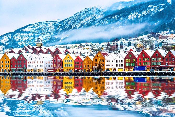Bryggen Hanseatic Wharf, Bergen
