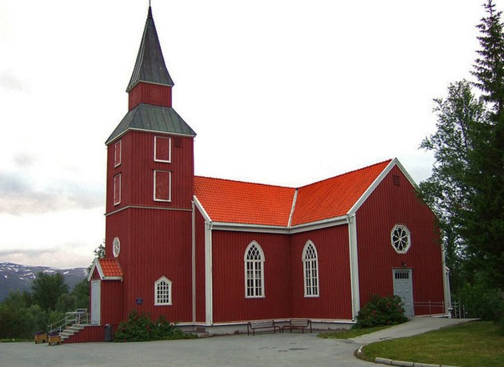 Elverhøy Church