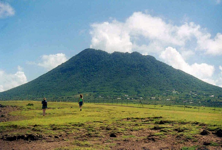 The Quill Hike, St. Eustatius