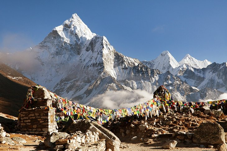 Everest and the Trek to Base Camp
