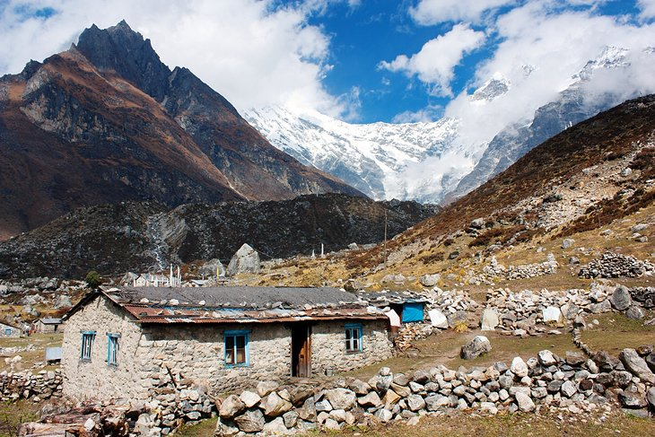 Trekking in the Langtang Region