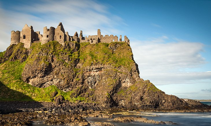 TopRated Tourist Attractions In Northern Ireland PlanetWare - Irish landmarks
