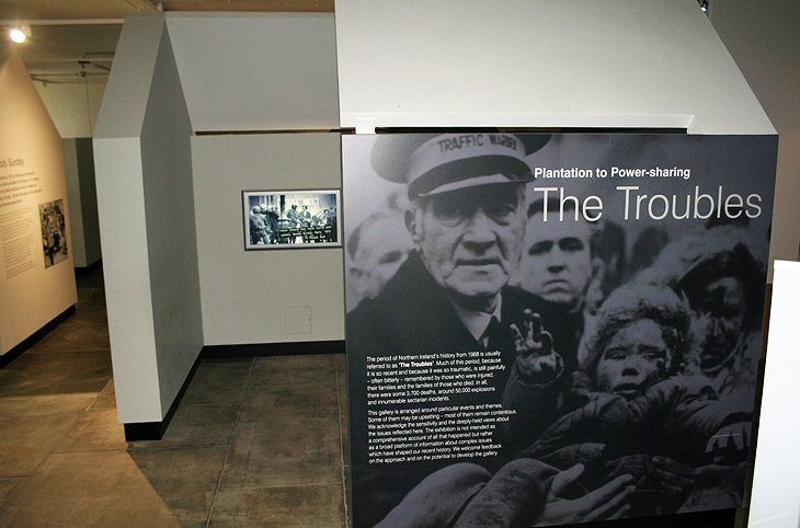 Exhibition in Belfast's Ulster Museum