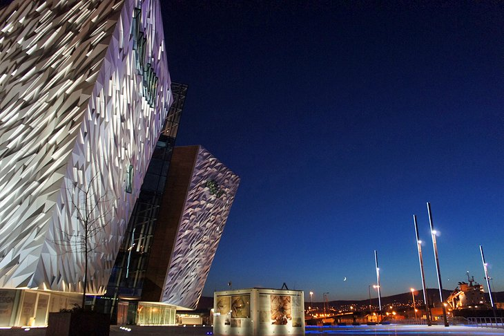 The Titanic Belfast