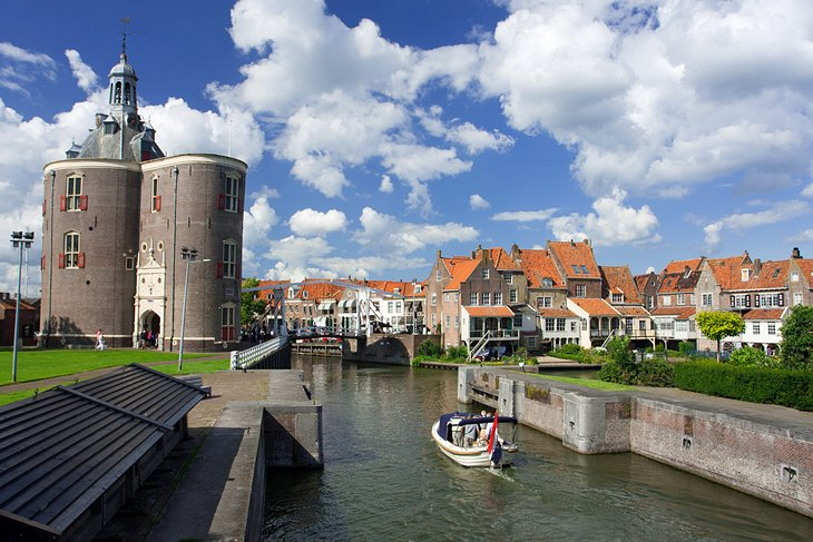 The Old Town of Enkhuizen
