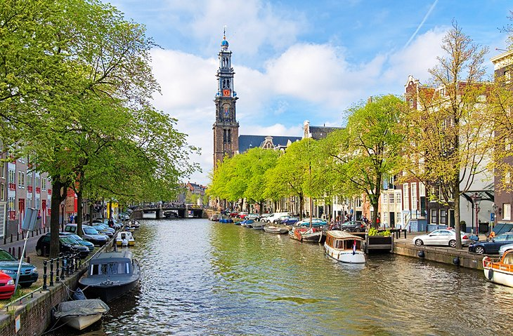 16 TopRated Tourist Attractions in Amsterdam – Amsterdam Tourist Map