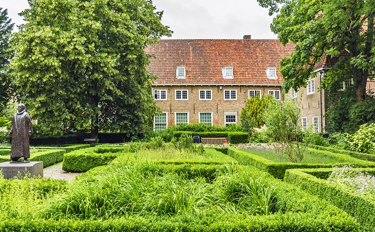 The Prince's Court and Prinsenhof Museum