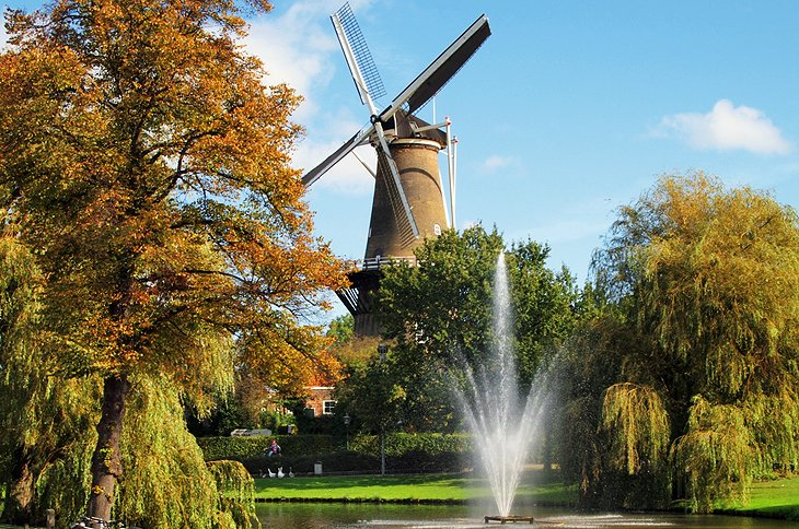 The Molen de Valk Windmill Museum