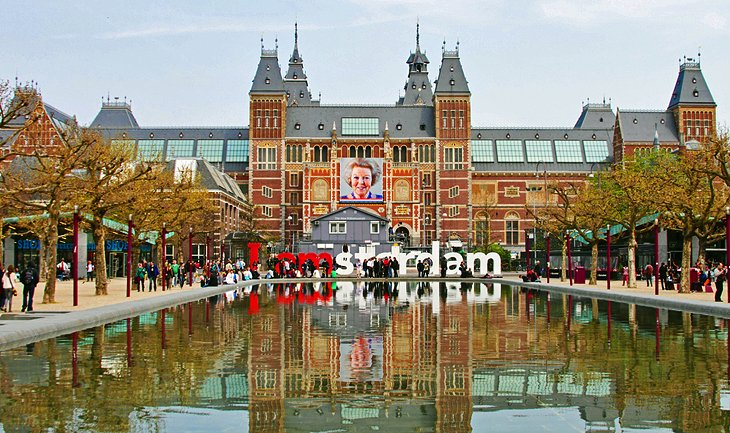 10 TopRated Tourist Attractions in the Netherlands – Amsterdam Tourist Map