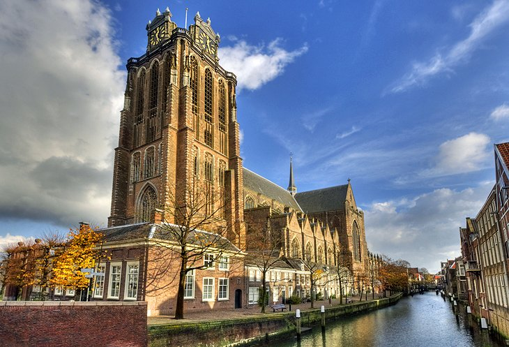 The Church of Our Lady (Grote Kerk), Dordrecht