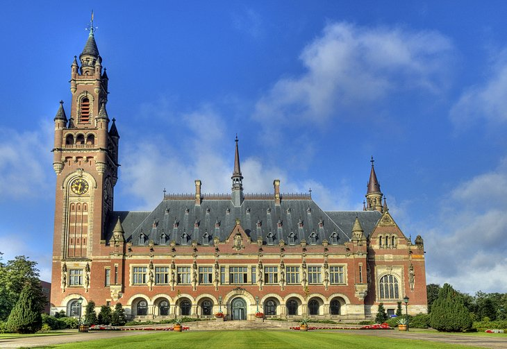 12 Top Tourist Attractions in The Hague and Easy Day Trips – The Hague Tourist Map