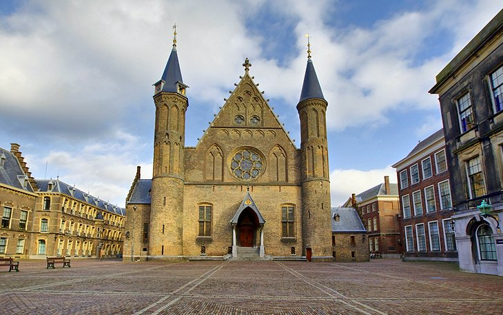 Ridderzaal: The Knights' Hall