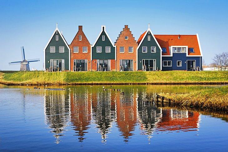 The Ijsselmeer (Zuiderzee)