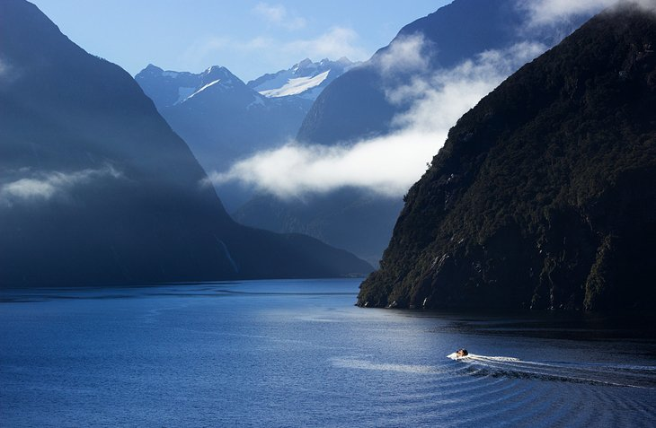 Fiordland National Park Top Hikes Things To Do Planetware