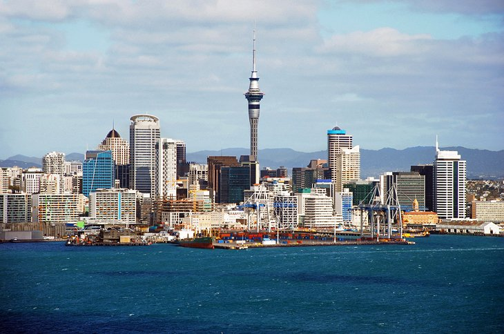 Auckland And North Island Nz Atractions