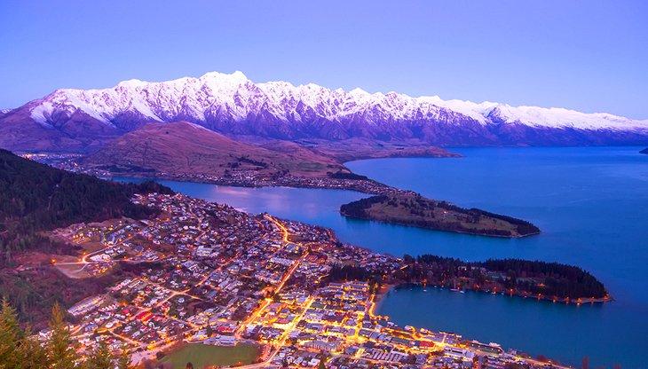 Trekking In New Zealand North Island