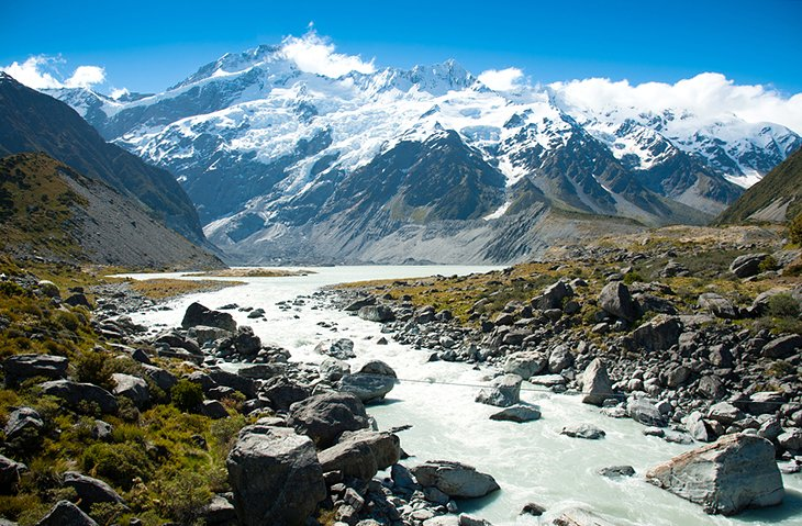 Aoraki / Mount Cook National Park, South Island