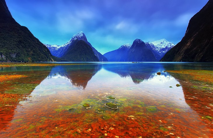 Most Beautiful Tourist Destinations in New Zealand