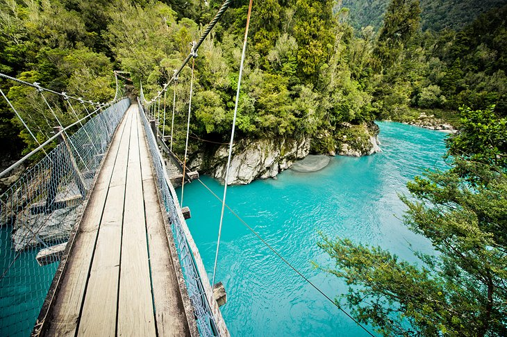 Hokitika New Zealand  city pictures gallery : Hokitika and the Hokitika Gorge