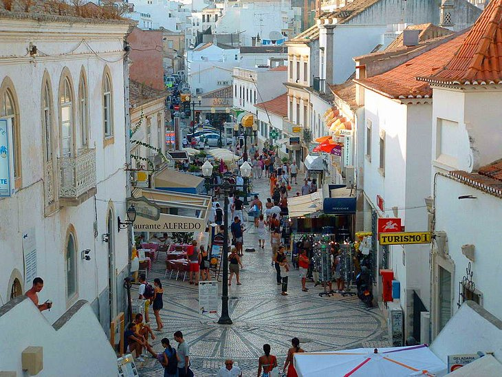 9 top rated tourist attractions in albufeira planetware for Top rated boutiques