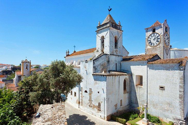 католическая церковь Тавиры