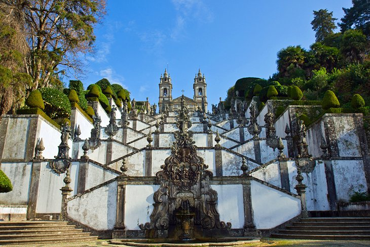 بم عیسی مونت مونت، Braga