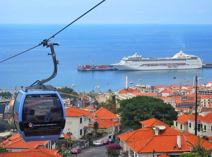 Teleférico do Funchal