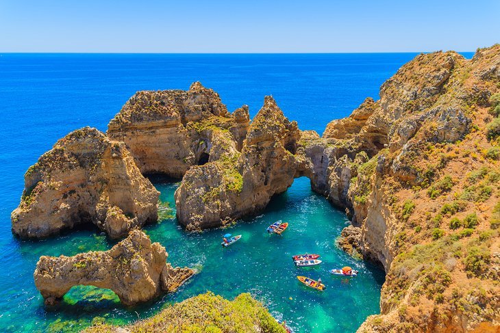 The South Coast: Exploring the Algarve