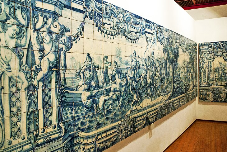 Museu Nacional do Azulejo: Dedicated to the art of Decorative Tilework