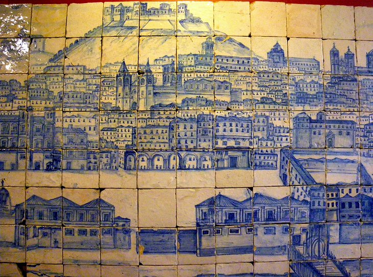 Tile Museum Portugal : Lisbon s old quarter top attractions tours nearby