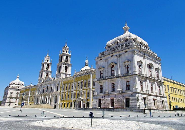 Mosteiro Pálacio Nacional de Mafra
